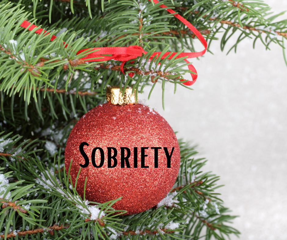 sobriety during holidays Concerted Care Group